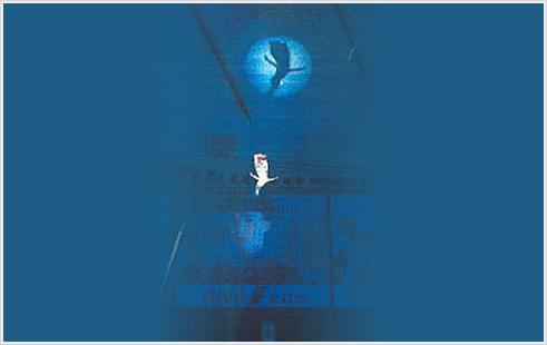落下・ダイビング - FALL & DIVING -のイメージ