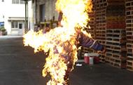 ファイヤースタント - ACTION FIRE JEL -のイメージ