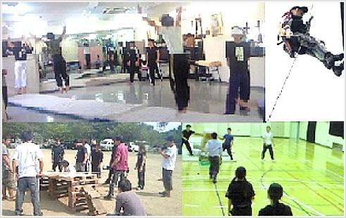 スタント・アクション実践練習 - PRACTICE -のイメージ